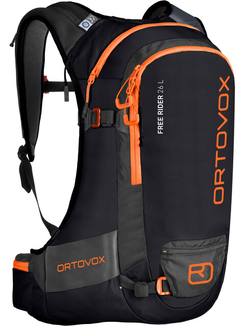 Ortovox Free Rider 26 L Backpack Black Raven